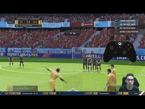FIFA 18 FREEKICK TUTORIAL - OVERPOWERED FREEKICK TACTIC - HOW TO SCORE EVERY TIME!