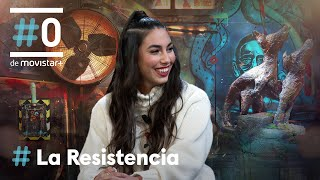 LA RESISTENCIA - Entrevista a María José Llergo   #LaResistencia 19.01.2021