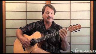 Chicago Acoustic Guitar Lesson - Doobie Brothers