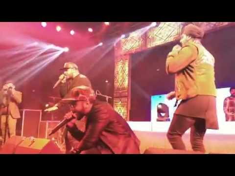 Raftaar Manj Musik Live Performance 2016