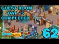 HOMESCAPES STORY WALKTHROUGH - GUEST ROOM - DAY 5 COMPETED - GAMEPLAY - #62