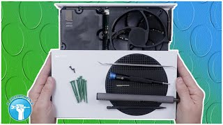 Xbox Series S Teardown - A Repairability Perspective
