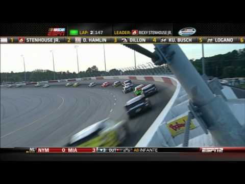 2012 NASCAR NATIONWIDE SERIES Help a Hero 200 Darlington – Part1/