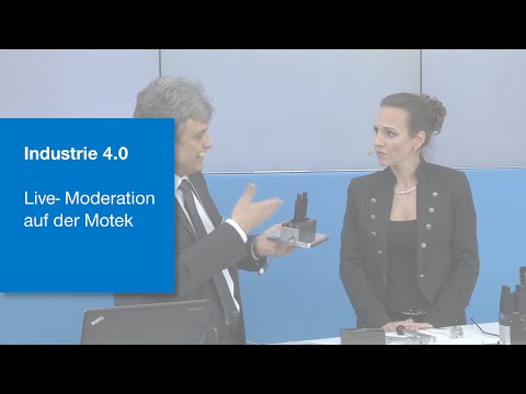 Moderation Industrie 4.0