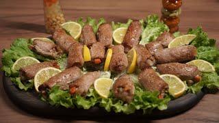 Мясные рулетики с очень вкусной начинкой / Рецепт блюда из свинины