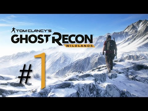 Tom Clancy's Ghost Recon Wildlands - Walkthrough Part 1 [PlayStation 4]