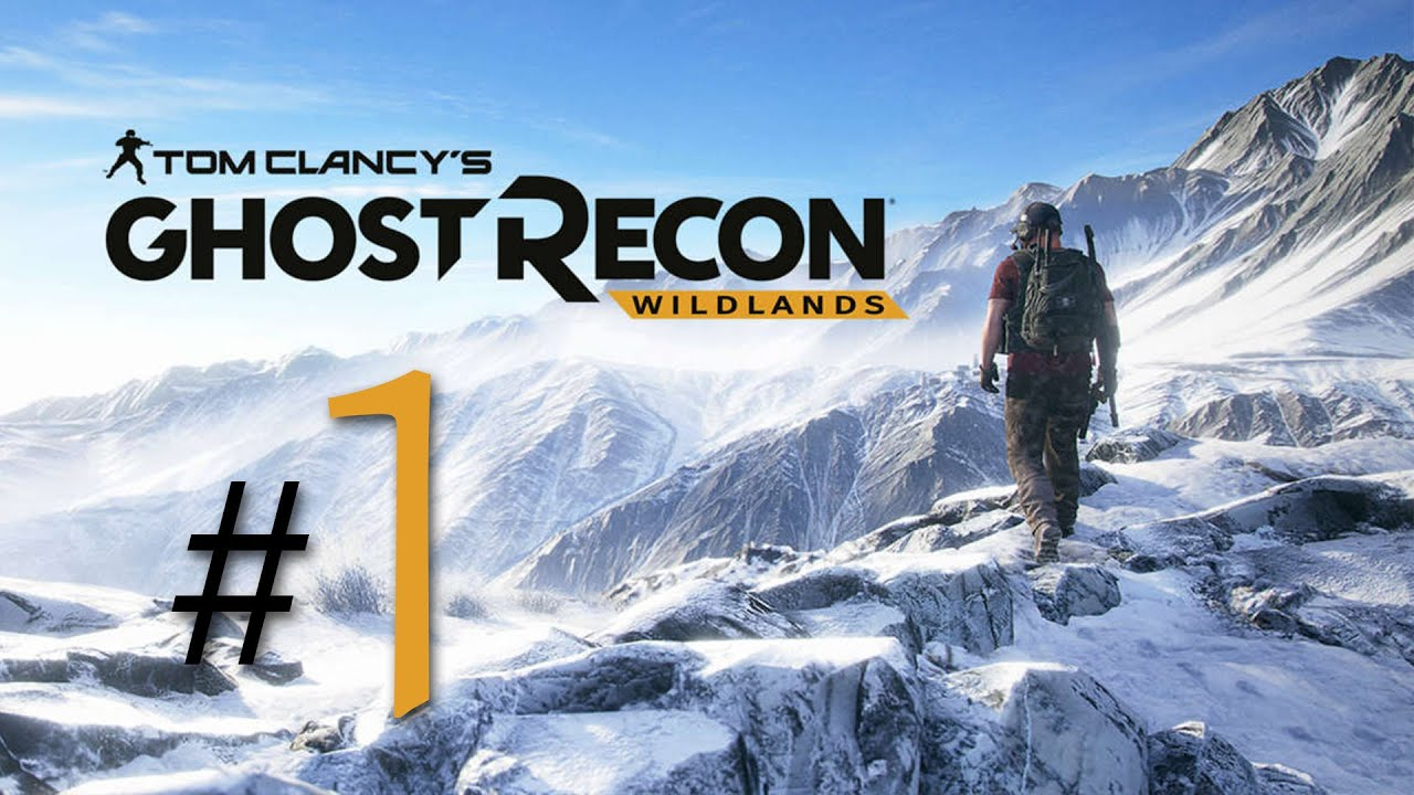 Tom Clancy's Ghost Recon Wildlands - Walkthrough Gameplay Part 1 [HD]