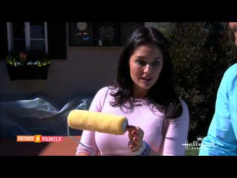 How to build a Wood Deck - DIY with Tanya Memme (As Seen On Home & Family)