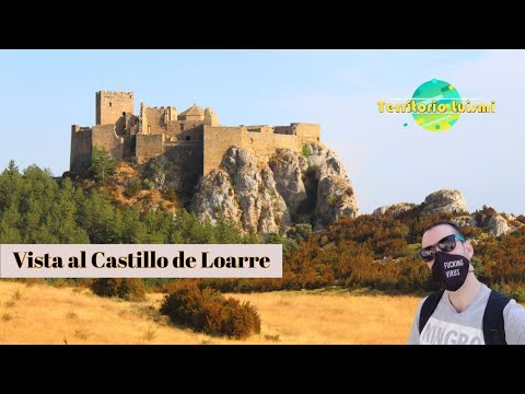 CASTILLO de LOARRE 🏰 Visita a la Hoya de Huesca