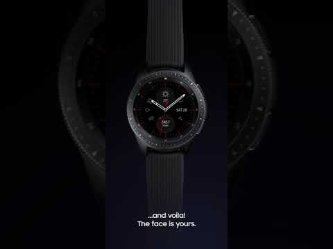 How to Customise Your Galaxy Watch