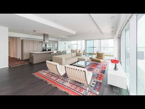 A truly special penthouse at Streeterville's new Optima Signature apartments