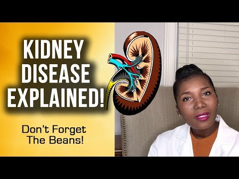 Kidney Disease Symptoms and Chronic Kidney Disease Explained [2018]