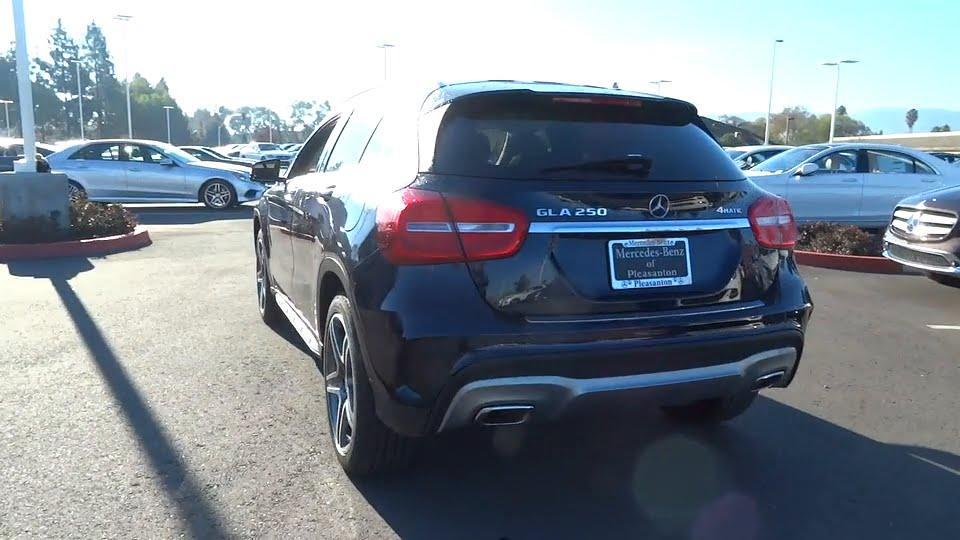 Mercedes Walnut Creek >> 2017 Mercedes-Benz GLA Pleasanton, Walnut Creek, Fremont, San Jose, Livermore, CA 17-0944 - YouTube