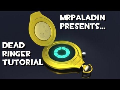 Dead Ringer Tutorial (MrPaladin)