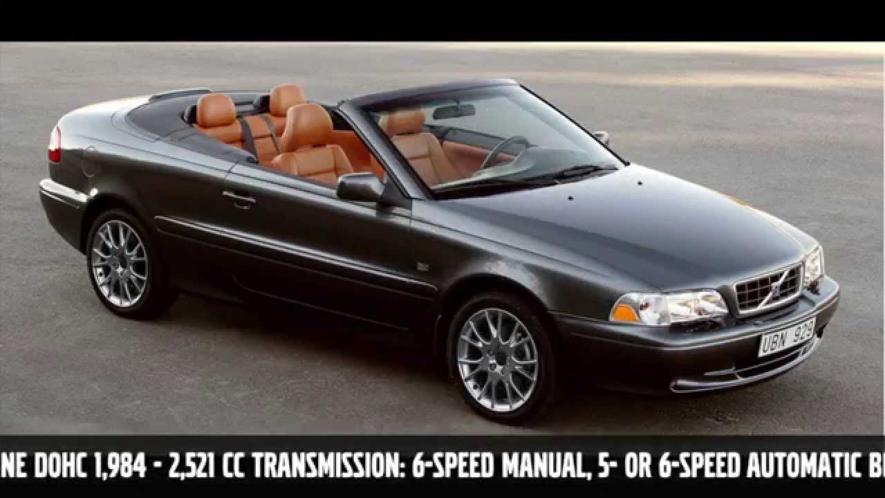 medium resolution of volvo c70 convertible c70 1997 2013 part i