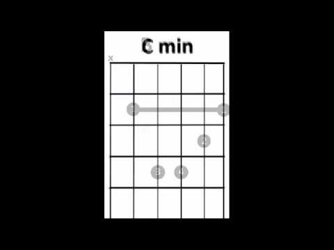 Beginning Guitar Chords Flash Card Style Youtube