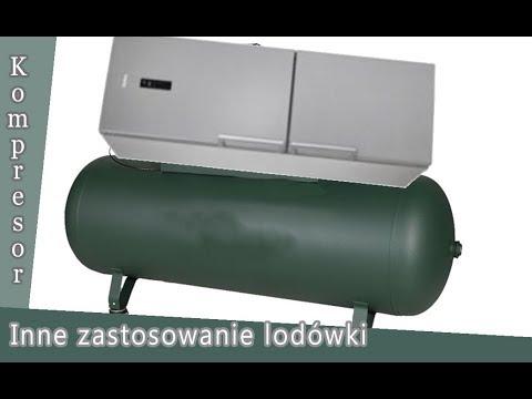 Zaawansowane Jak Zrobiłem Kompresor - z 1 oraz 3 Lodówek - Tani Kompresor - YouTube JH23