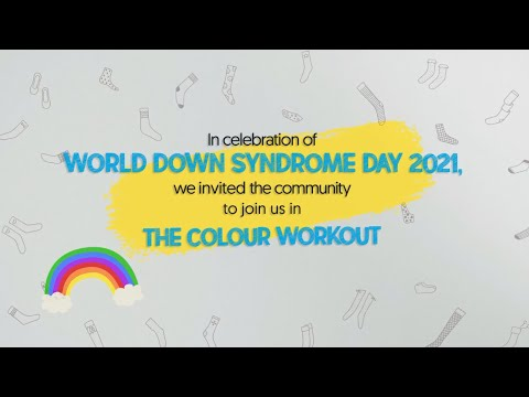 MINDS World Down Syndrome Day 2021 - Community Response Video