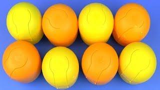Киндер Сюрприз Яйца Капсулы с ИГРУШКОЙ Хелло Китти ПРИНЦЕССА Мотоцикл Egg Shell Surprises