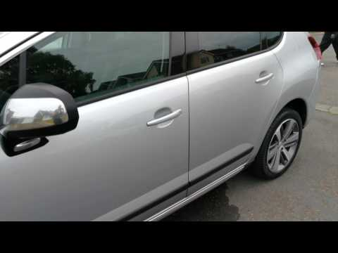 Peugeot diamondbright paintwork protection package.