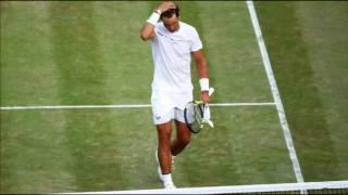 Raffles nadal's Wimbledon exit