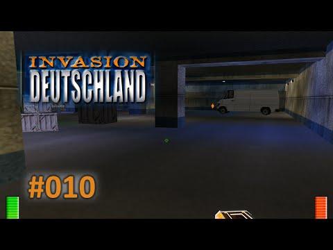 Invasion Deutschland #010 [LP/60FPS] - Tagsüber draußen und im Museum