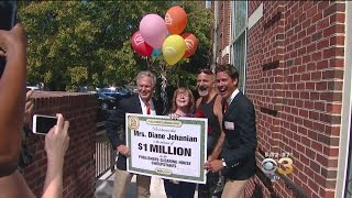 West Chester Woman Wins Publishers Clearing House Sweepstakes