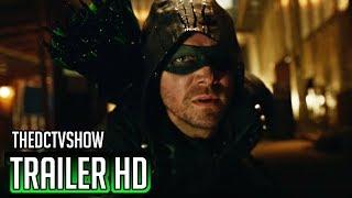 Arrow Season 6 Comic Con Trailer