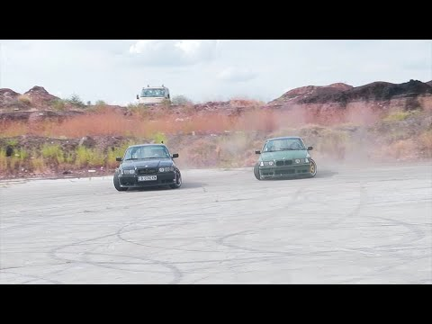 Download BMW E36 325i Sedan and 328i Coupe First Drift Day for 2020