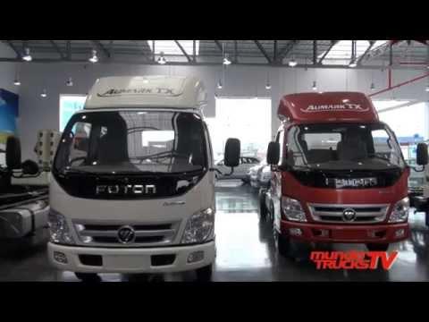 Venta De Autos Usados >> Fotón presenta nuevo Showroom y amplia cartera de Camiones ...