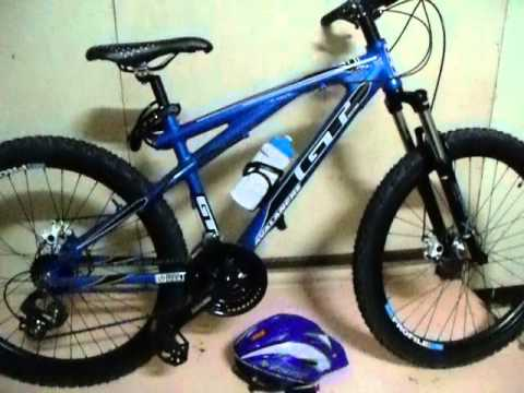 Jeff S New Gt Avalanche 3 0 Mtb Youtube