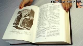 Сувенирная книга ''Мертвые души. Н.В. Гоголь''