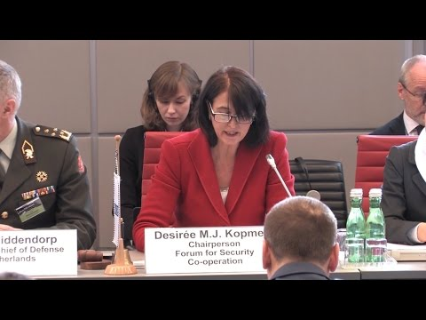 OSCE High-Level Military Doctrine Seminar