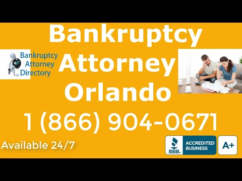 Bankruptcy Attorney Titusville FL (866) 904-0671 Lawyer Attorneys Chapter 7 Chapter 13