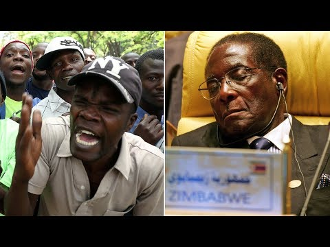 Robert Mugabe Resigns After 37 Years as President of Zimbabwe (REACTION)