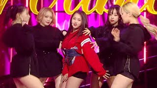 Video 《Debut Stage》 Kriesha Chu - Trouble @인기가요 Inkigayo 20170528 download MP3, 3GP, MP4, WEBM, AVI, FLV Mei 2017