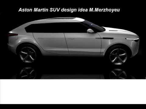 Aston Martin Suv Design Idea M Merzhoyeu Youtube
