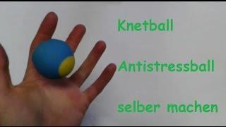 Anti Stressball Selbst Machen Ohne Luftballon