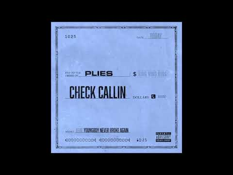 Plies - Check Callin (Feat. NBA Youngboy) SLOWED DOWN