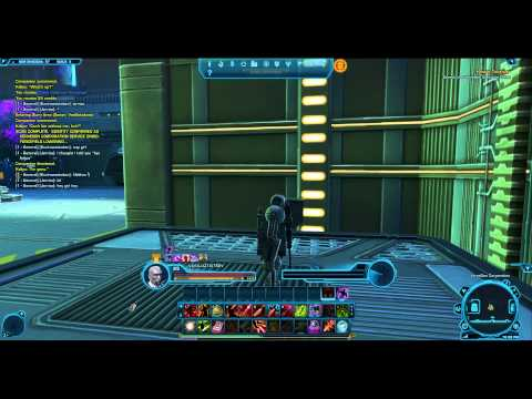 Swtor Playing as a Droid New Character Species