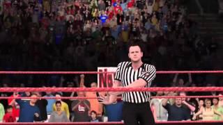 WWE2K16 - Watch your step