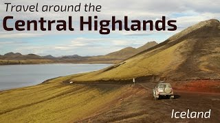 Visit the Central Highlands Iceland video