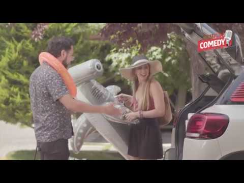 [SUVWOW COMEDY] Vacaciones  - Alison Mandel & New SUV Citroën C3 Aircross