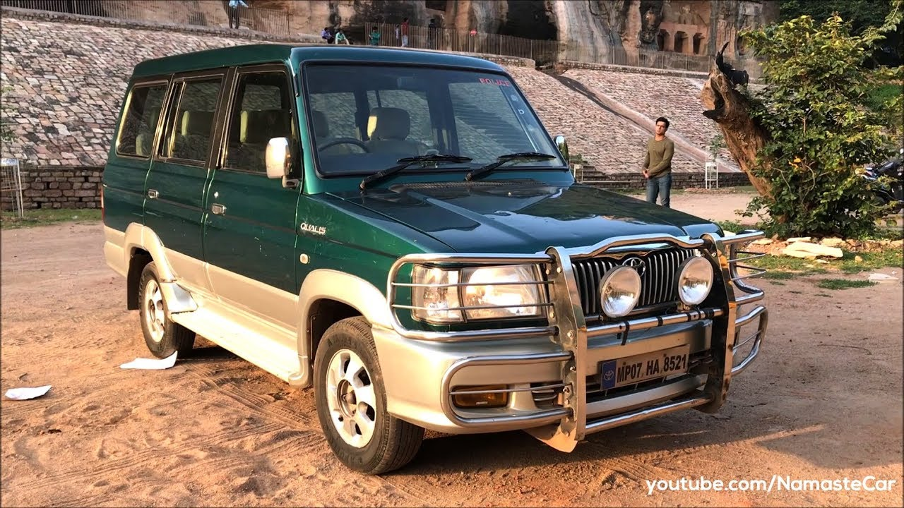 Toyota Qualis Kijang 2 4d Rs F50 2004 Real Life Review Youtube