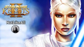 Star Wars: Knights of the Old Republic II - The Sith Lords светлая сторона часть 1