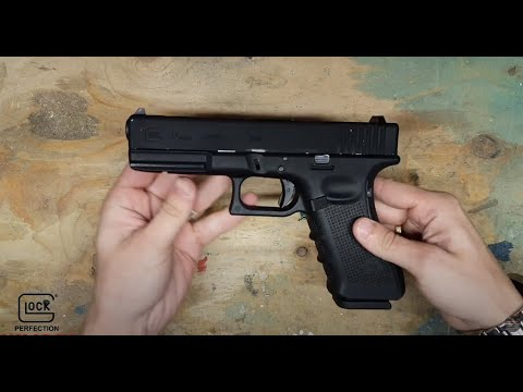 Glock 17 Umarex Airsoft Disassembly