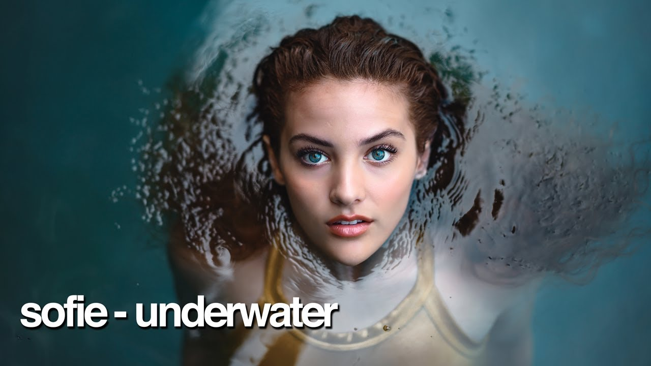 Fans Control Sofie Dossi Underwater Photo Challenge **EPIC** - YouTube