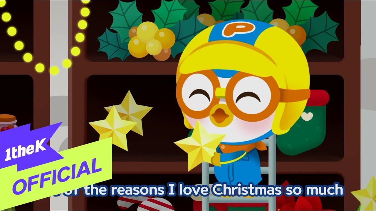 [MV] Pororo the Little Penguin(뽀로로) _ A Sparkling Christmas(반짝반짝 크리스마스(English ver.))