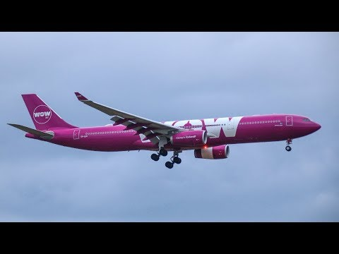 Planespotting at Keflavik Airport! | Iceland | Incl. Antonov An-124
