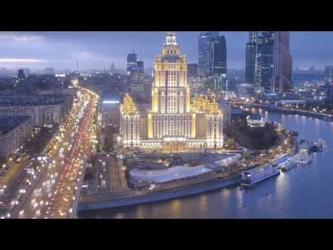 Moscow is huge economic center